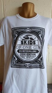 """Of One Gin"" Convention tee-shirt  *** £10 ***"