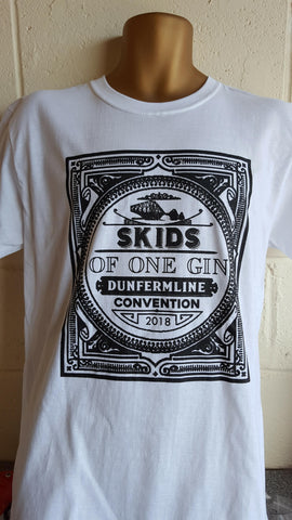 """Of One Gin"" Convention tee-shirt  *** £15 ***"