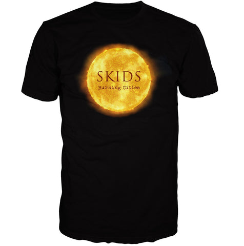Burning Cities T shirt