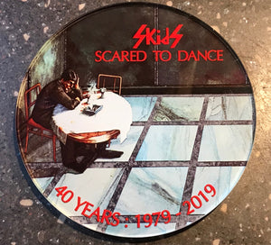 Glass Coaster : Scared To Dance - 40 Years