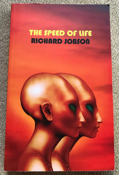 SPEED OF LIFE - Signed Book