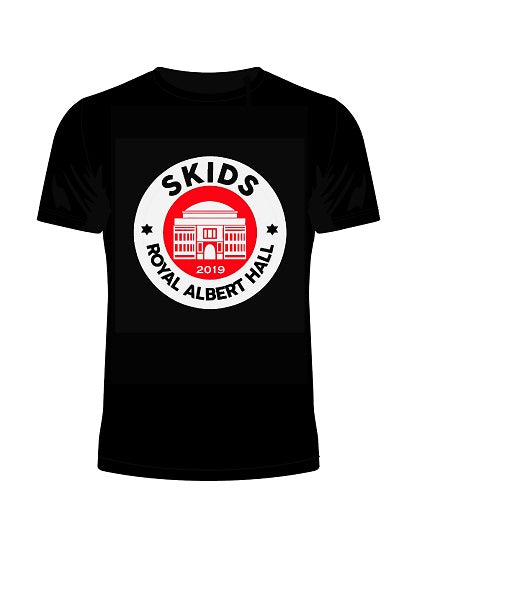 Royal Albert Hall Commemorative Logo T shirt.
