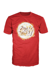 Skids Red Burning Cities T shirt *** £15 ****