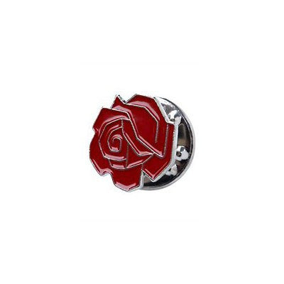 Pins, 10 stk., Rose