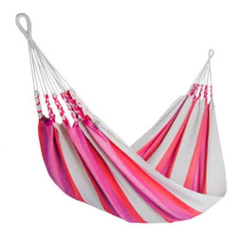 Single Cotton Hammock from Ecuador