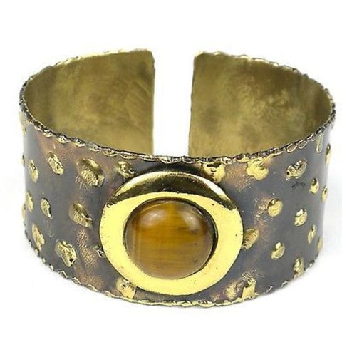 Make Your Mark Cuff Handmade and Fair Trade