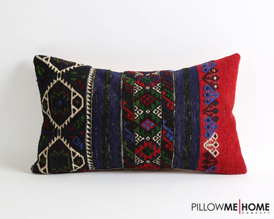 Camille decorative kilim pillow cover - pillowme