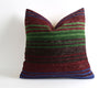 Joann striped kilim cushion cover