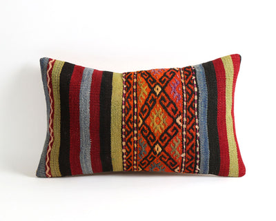 Kim vintage kilim pillow cover