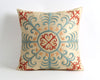 Leigh silk embroidery suzani cushion cover