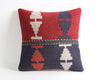 Pearl vintage kilim pillow cover