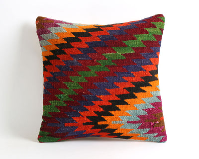 Patti vintage kilim pillow cover