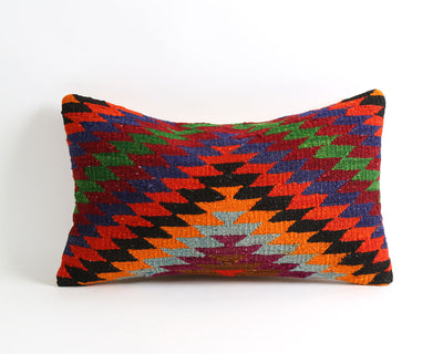 Shari vintage kilim pillow cover