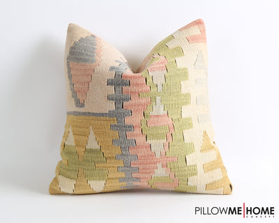 Jessie boho kilim pillow cover - pillowmehome