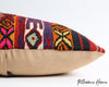 Daniela eclectic bohemian kilim pillow cover - pillowme