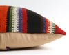 Jamie striped kilim pillow cover - pillowme