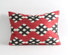 Agnes embroidered silk suzani cushion cover - pillowme