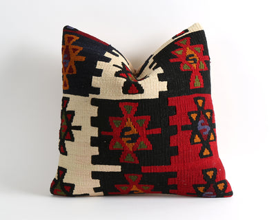 Pam kilim pillow cover