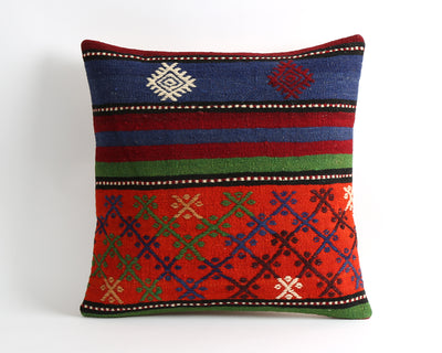 Margie kilim pillow cover