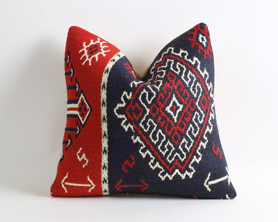 Vicki kilim pillow cover