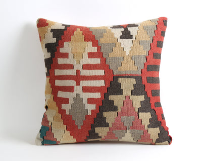 Vickie kilim pillow cover