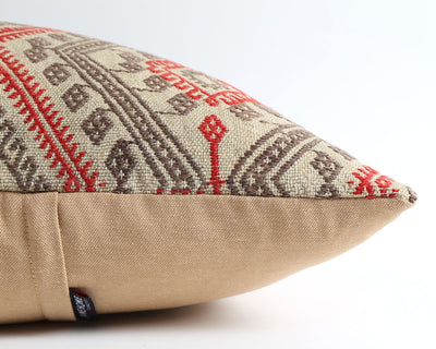 Donna vintage kilim pillow cover - pillowme