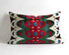 Chana 16x24 inch velvet ikat pillow cover - pillowme