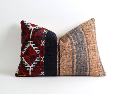 Ernestine boho kilim pillow cover - pillowme