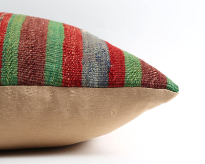 Anaya vintage kilim pillow cover - pillowme