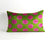 Edith ikat velvet pillow cover