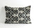 Willie ikat velvet pillow cover