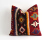 Shari kilim pillow cover