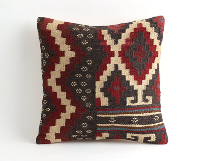 Jessie kilim pillow cover