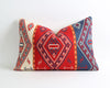 Terry eclectic kilim pillow cover