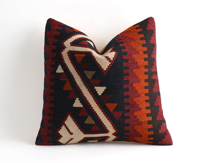 Tricia kilim pillow cover