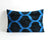Erin ikat velvet pillow cover