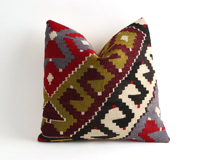 Robyn kilim pillow cover