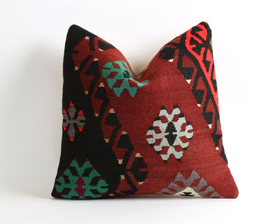 Michele vintage kilim pillow cover