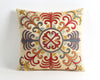 Catherine hand embroidery suzani pillow cover - pillowme