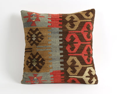 Eunice kilim pillow cover - pillowme