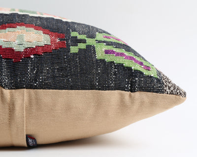 Vanessa kilim pillow cover