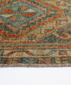 Vintage Small Turkish Rug - 1.6 x 3.2 feet - pillowmehome