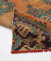 Vintage Oushak Runner Rug - 2.9 x 8.1 feet - pillowmehome