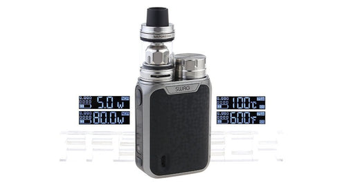 AUTHENTIC VAPORESSO SWAG 80W KIT/ MOD
