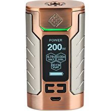 AUTHENTIC WISMEC SINUOUS FJ200 MOD