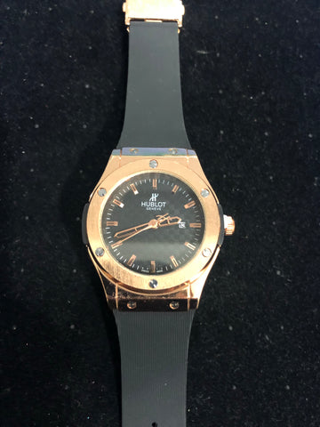 New Hublot Geneve Gold Black AAA
