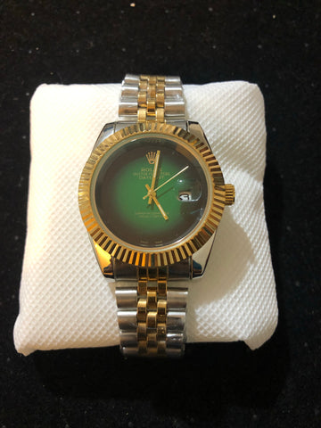 New Rolex Datejust Green Dial AAA