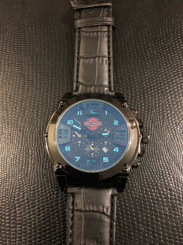 New Harley Davidson Watch Black A Grade