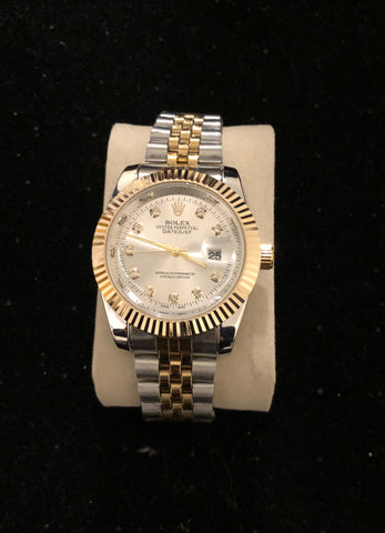 New Rolex Oyster Perpetual AAA Silver