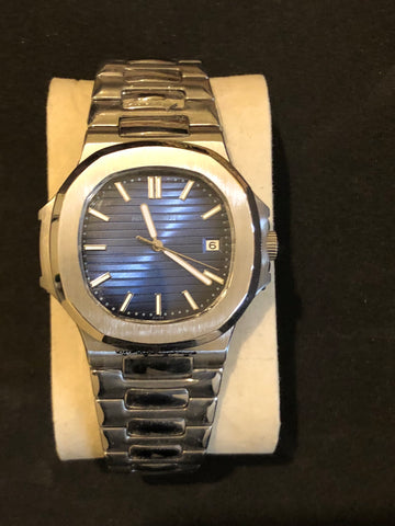 New Patek Philippe Automatic Stainless Steel Watch AAA+